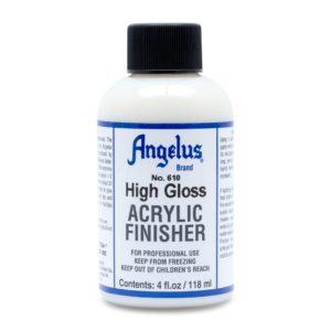 Финишер закрепитель после покраски глянцевый Angelus Finishers Gloss 4 oz (118 мл)