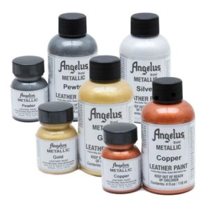Краска для кроссовок Angelus Metallic 1 oz