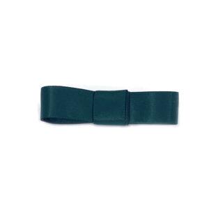 Атласные шнурки 100 см, ширина 2 см – Темно-зеленые