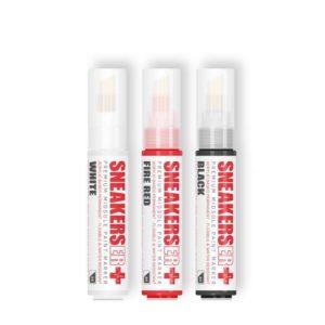 Набор маркеров для подошвы кроссовок MIDSOLE Flight Pack – Fire Red