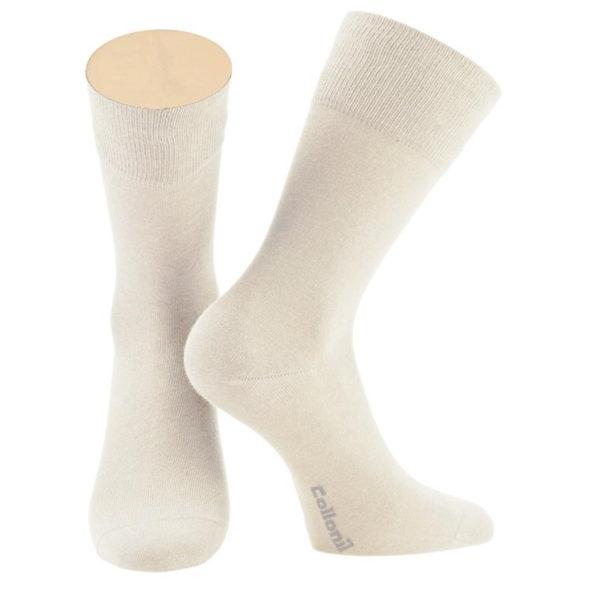 Носки Collonil Premium 140/07, хлопок, шелк, р.42-43