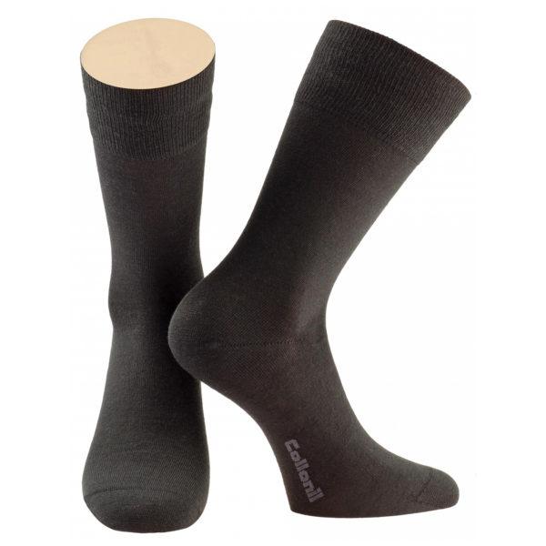Носки Collonil Premium 144/01, шерсть, хлопок, кашемир, р.44-46