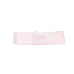 Атласные шнурки 100 см, ширина 2 см – Розовые