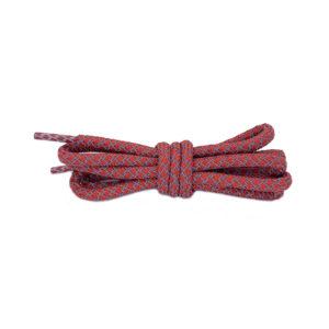 Круглые светоотражающие шнурки 120см – Красные