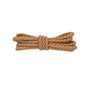 Круглые светоотражающие шнурки 120см – Ярко-ранжевые